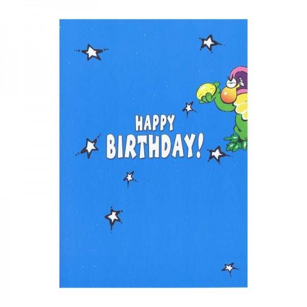 """Geburtstagskarte mit Humor """"Du bist über 30"""""""