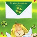 Geburtstagskarten Schutzengel mit Geldkuvert 201272