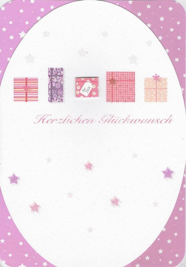 Geburtstagskarte für Dich