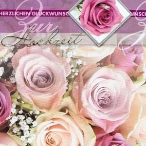 Hochzeit Classic Line Rosen