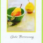 Genesungskarte, Gute Besserung 34076