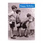 Glückwunschkarte mit Humor - Happy Birthday