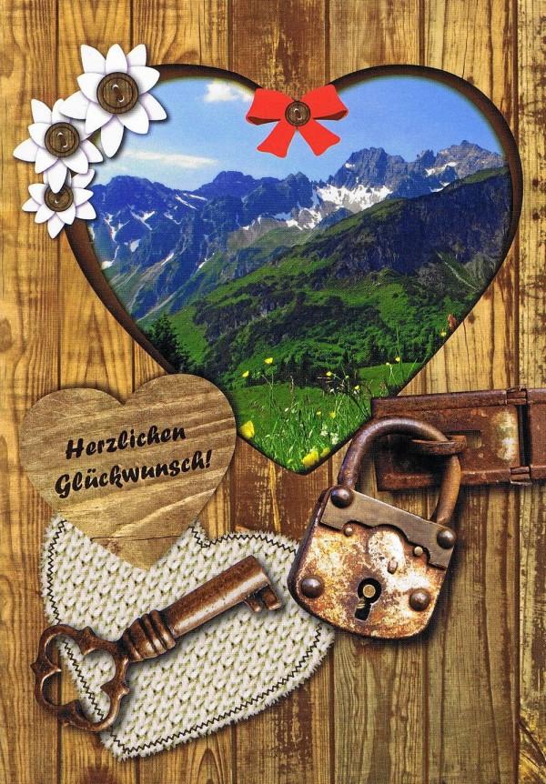 Hüttengaudi - Herzlichen Glückwunsch!