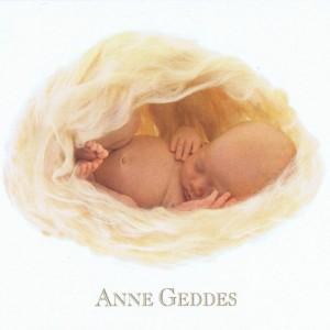 """Zauberhafte Grusskarte """"Beginnings"""" mit Motiv von Anne Geddes 171"""