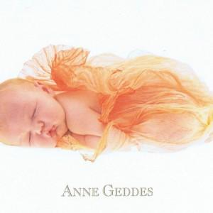 """Zauberhafte Grusskarte """"Beginnings"""" mit Motiv von Anne Geddes 172"""