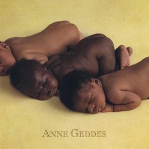 """Zauberhafte Grusskarte """"Beginnings"""" mit Motiv von Anne Geddes 183"""