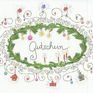 Gutscheine Weihnachten