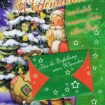 Weihnachtskarte mit extra Geldkuvert - Für die Erfüllung eines Wunsches