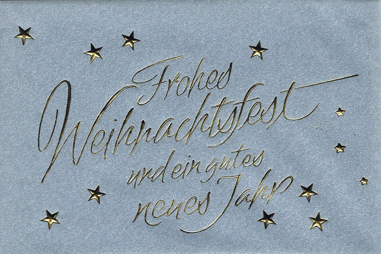 Bedruckter Briefumschlag Weihnachten