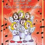 Weihnachtskarte 3483: Weihnachtsgrüße vom Schutzengel