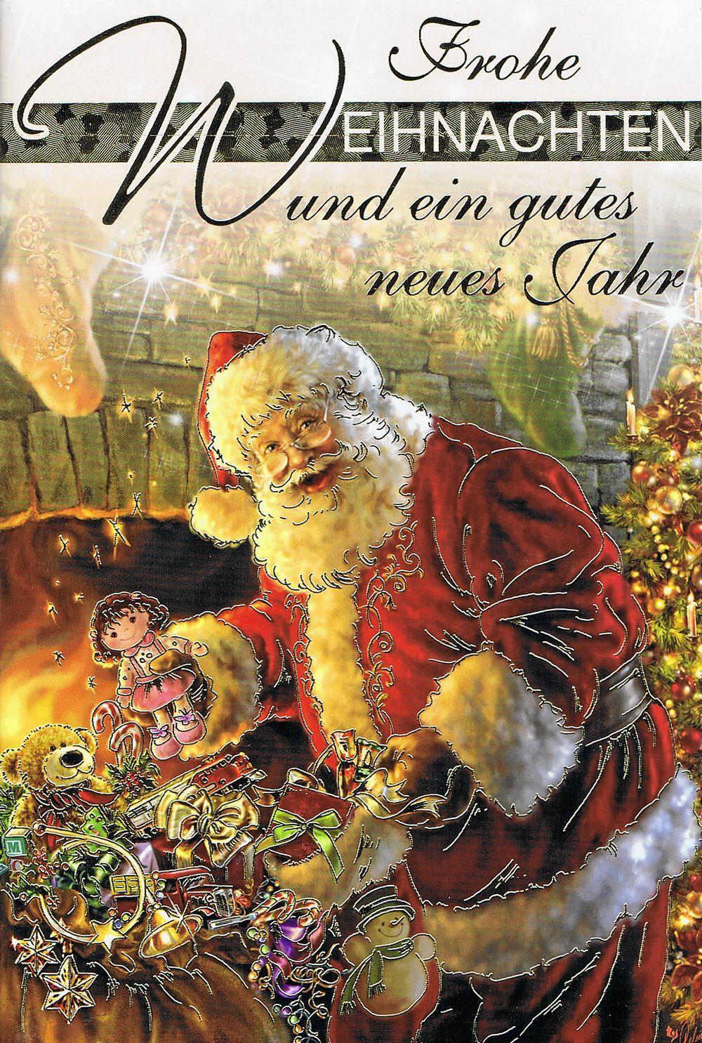 weihnachtskarte weihnachtsw nsche mit neujahrsw nsche 224311