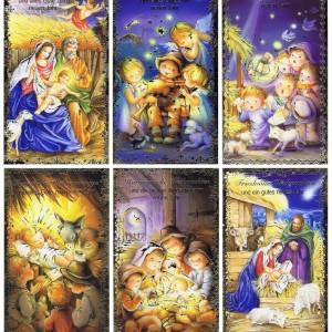 Kartensets Weihnachten