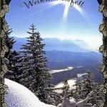 Klappkarte Weihnachten - Wintermotiv 223824