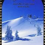 Klappkarte Weihnachten - Wintermotiv 223825