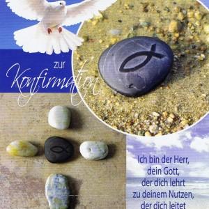 Glückwunschkarte zur Konfirmation XKF123