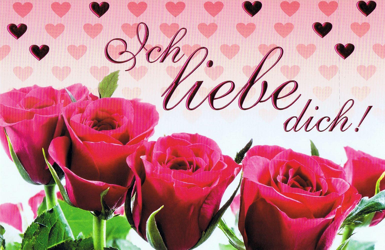 Lieben Gru Zum Valentinstag Valentinstag 2018 Spr Che