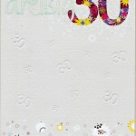 Geburtstagskarte zum 30.